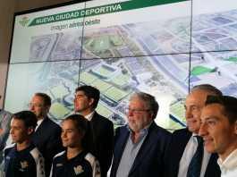nueva ciudad deportiva