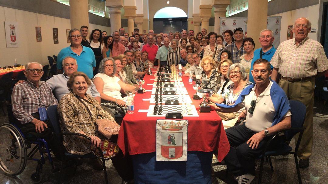 abierto internacional de ajedrez