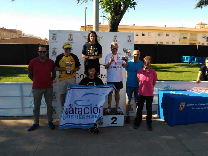 I Campeonato Máster Nadador Completo