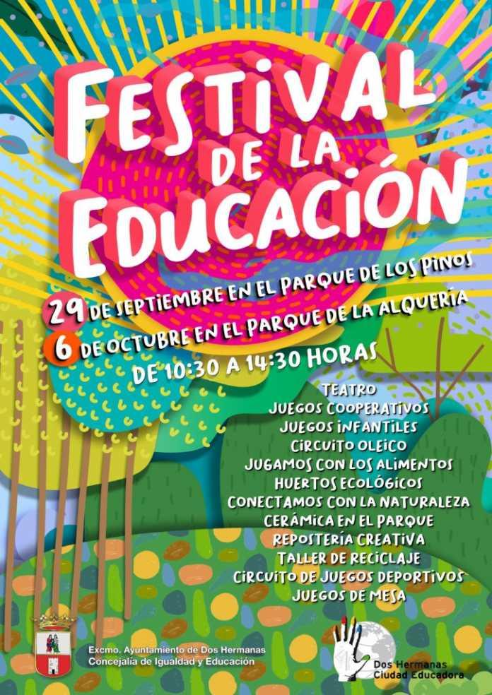 primera cita del festival de la educación