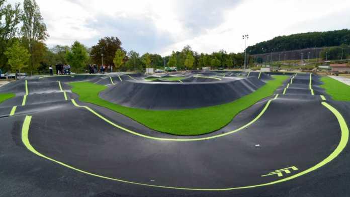 Nueva pista de Skate y Punk Track