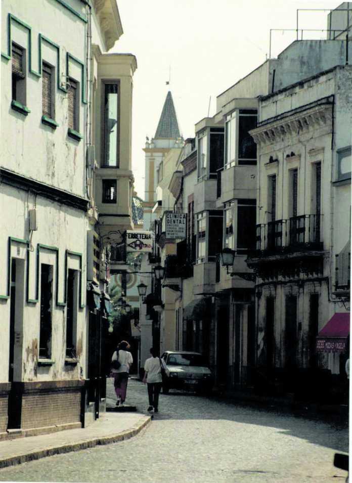 Calle de Santa María Magdalena
