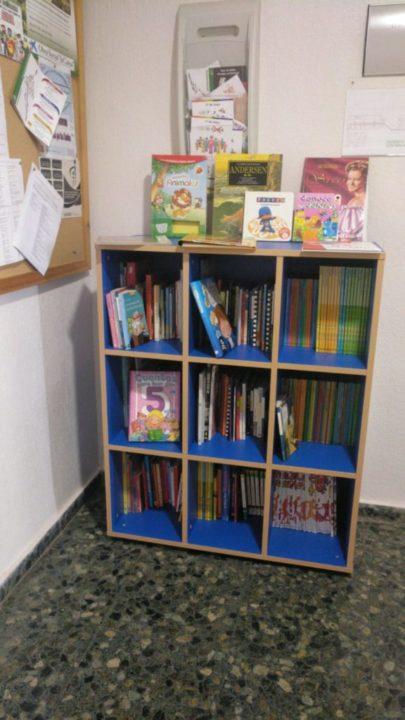 puntos de lectura infantil