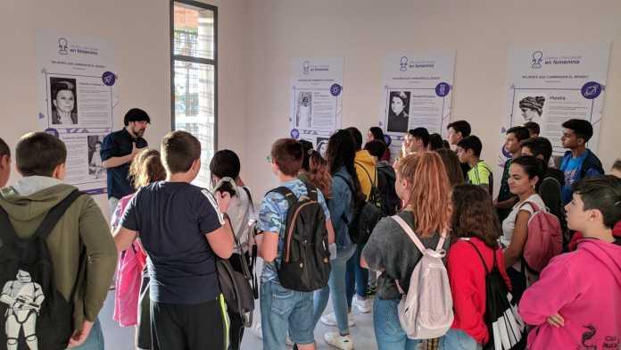 programa Ciencia y Tecnología en Femenino