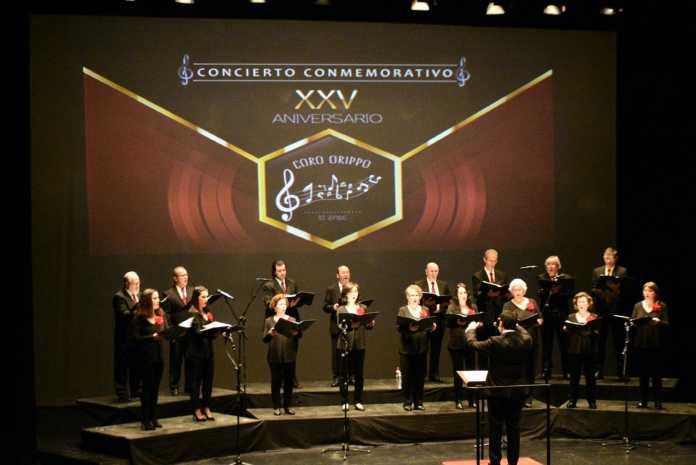 celebración musical