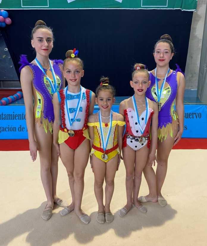 primeras medallas