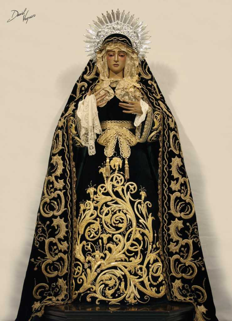 Virgen de la Soledad de Dos Hermanas