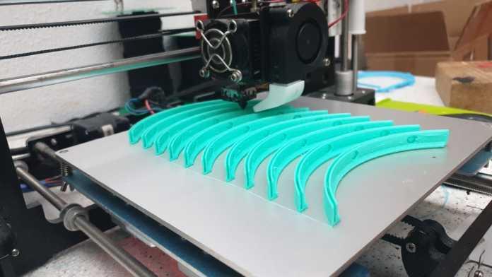 red de fabricación