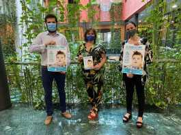 campaña retinoblastoma