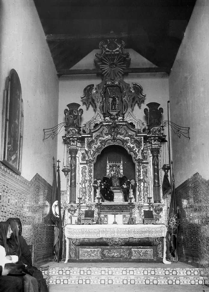 romería de valme de 1920