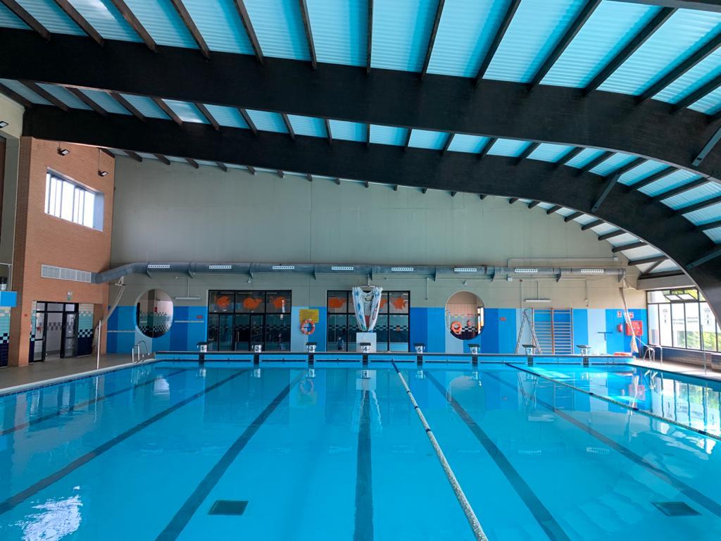 natación libre