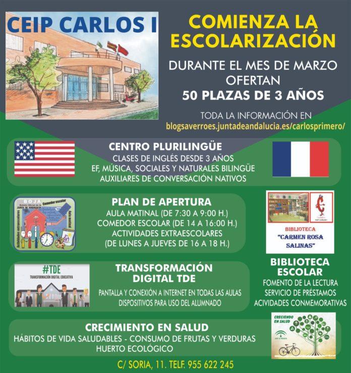 CEIP Carlos I