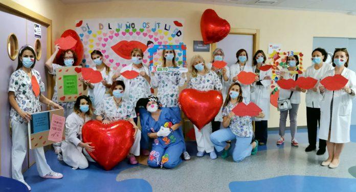 día nacional del niño hospitalizado