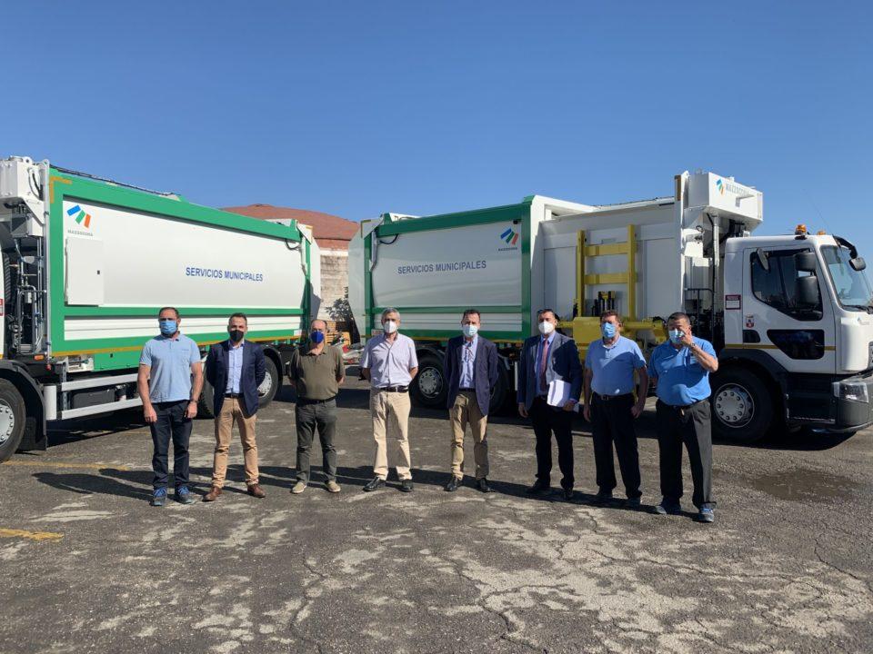nuevos camiones