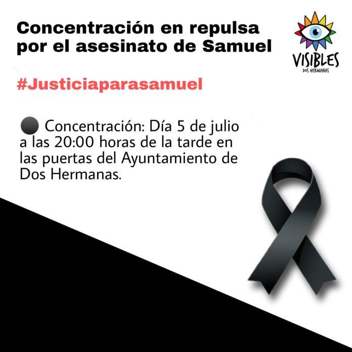 #justiciaparasamuel