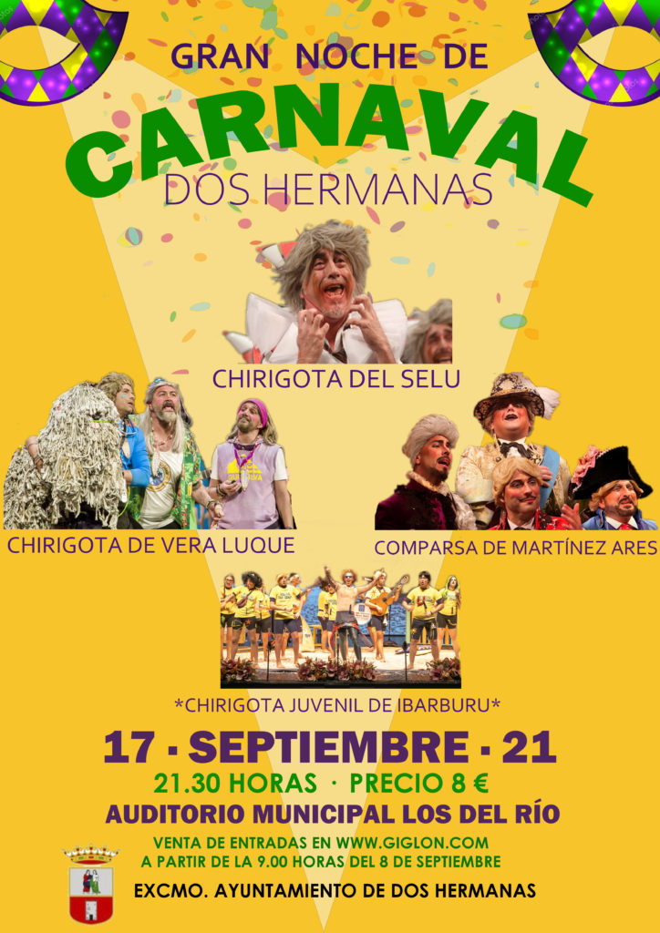 gran noche de carnaval